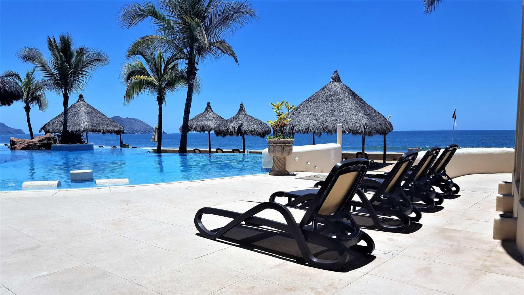 Exclusivo condominio de lujo con impresionantes vistas al mar