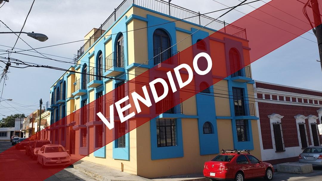 Amplio departamento en Centro Histórico – GRAN DESCUENTO!