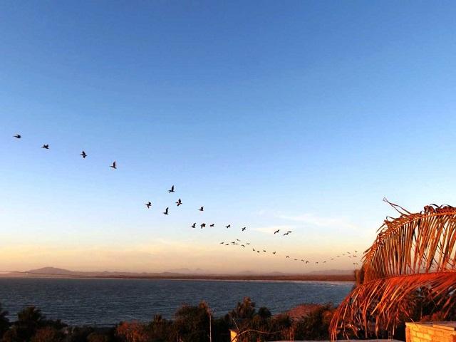 Encantadora casa con vista al mar y al pueblo – PRECIO REDUCIDO!