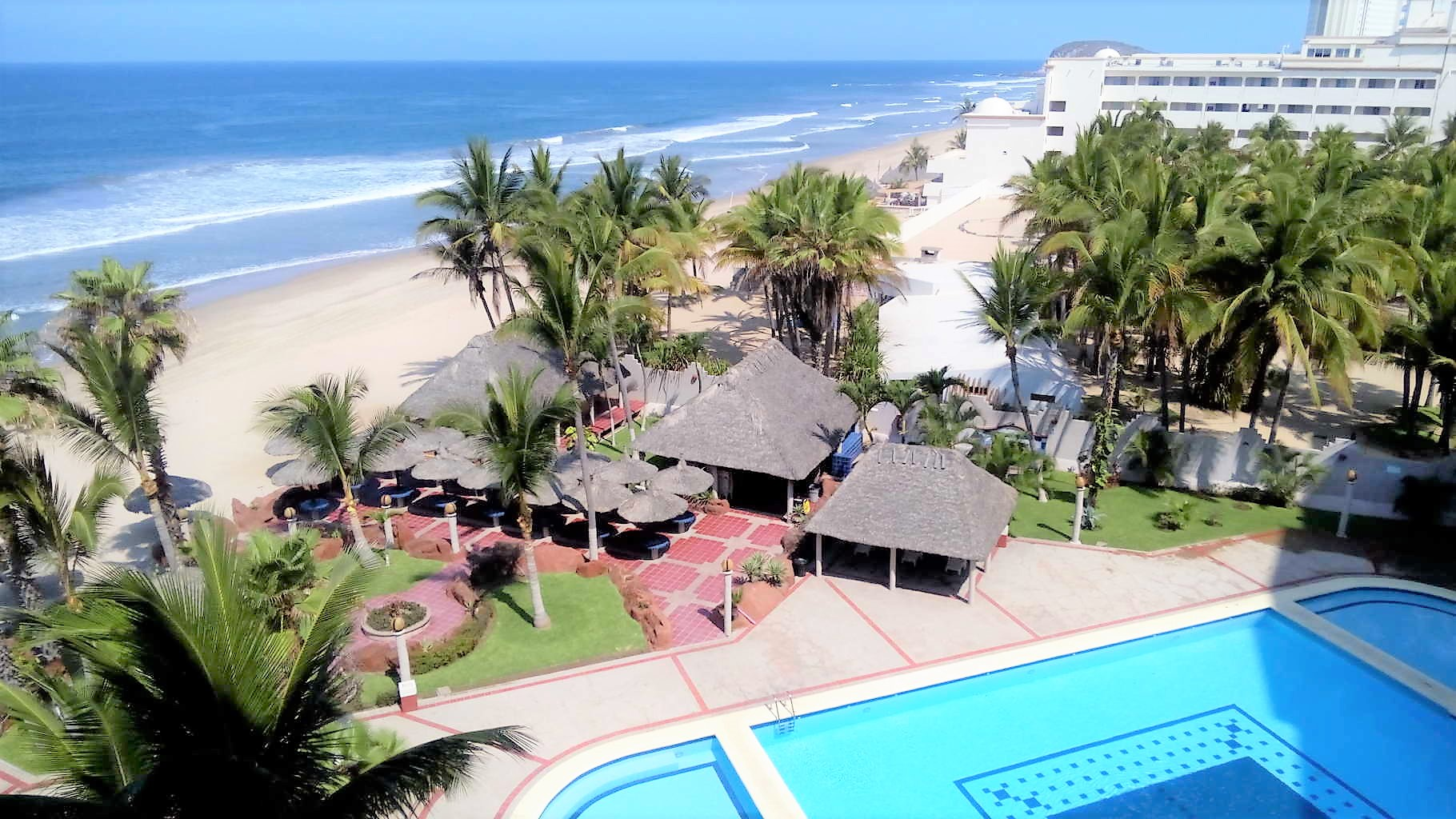 The most affordable beachfront condo in Mazatlan!