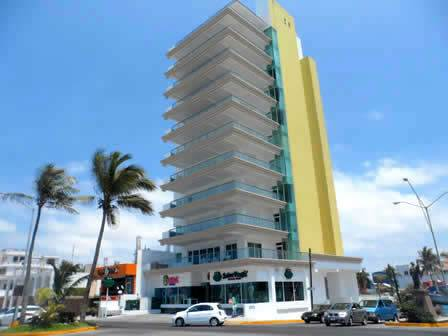 Luxury condo located in front of the Malecon