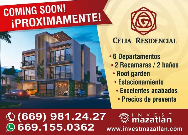 Departamento de 2 recamaras ubicado cerca de la playa y la zona hotelera –  APROVECHA DESCUENTOS DE PREVENTA!