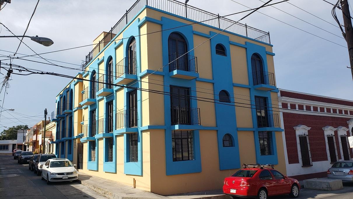 Tranquilo y rentable departamento en el Centro Histórico – NUEVO!