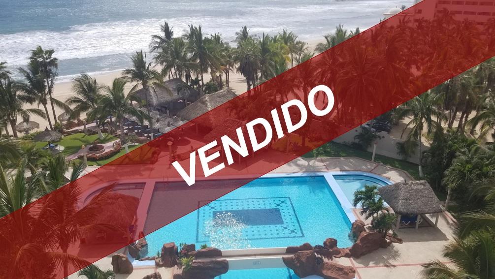 Condominio frente a la playa en Mazatlán CON UN EXCELENTE PRECIO – OPORTUNIDAD!