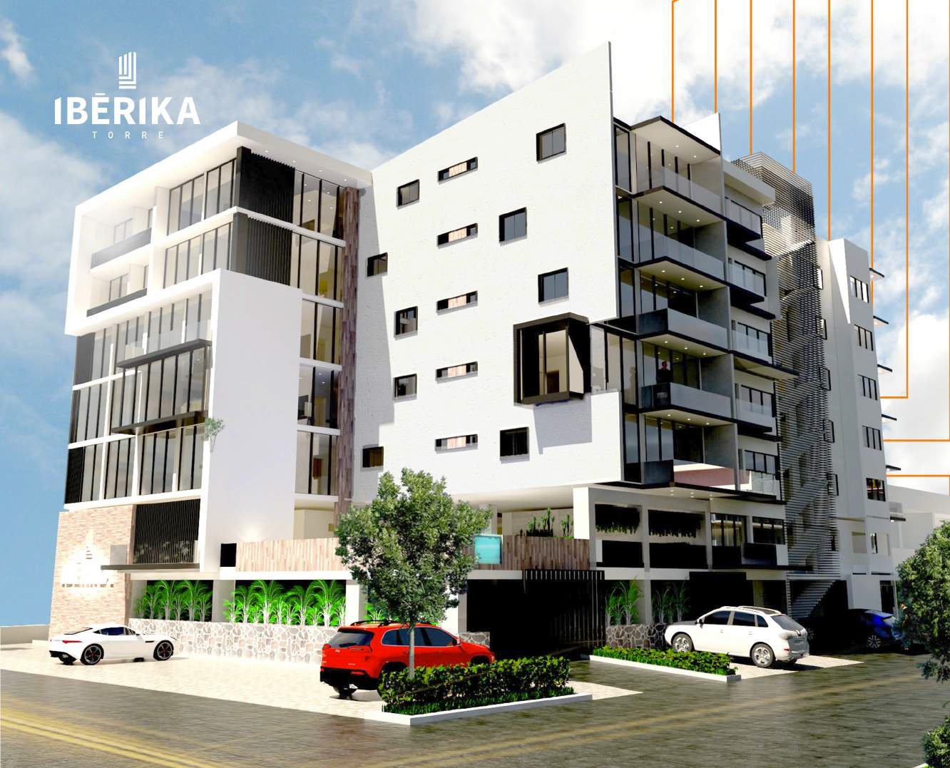 Condominium just a few blocks from the Malecon –  Iberika