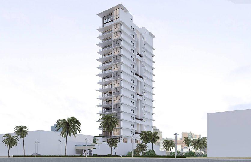 Condominio de 2 recamaras con vista a la laguna y al Central Park – Malecón