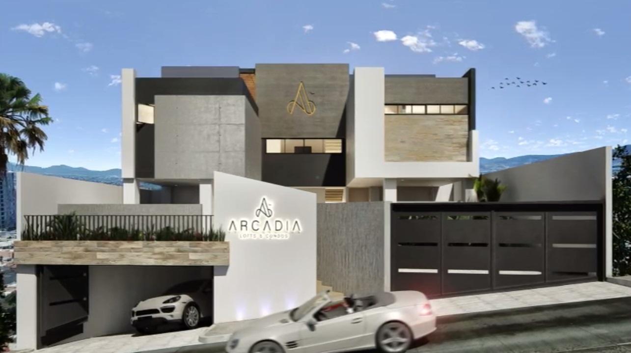 Moderno condominio en el Cerro de la Nevería con espectaculares vistas al puerto